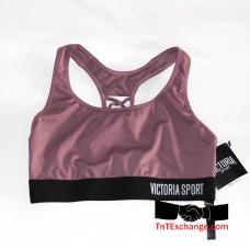 "Victoria's Secret ""The Player"" Racerback Minimum Support Sport Bra - 11148318 - FREE SHIPPING"