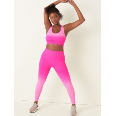 Victoria's Secret PINK Seamless High Waist Full Length Textured Rib Tight - 26234110  - FREE SHIPPING